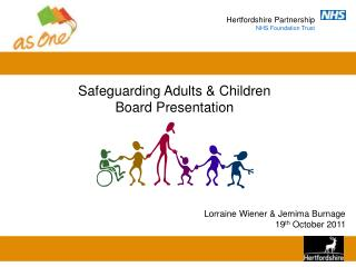Safeguarding Adults & Children Board Presentation