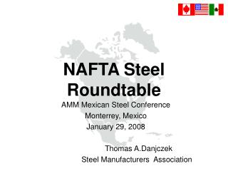 NAFTA Steel Roundtable