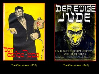 The Eternal Jew  (1937)