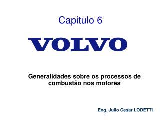 Generalidades sobre os processos de combustão nos motores