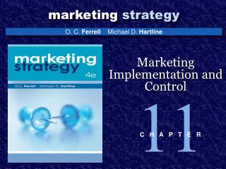 Marketing Implementation and Control