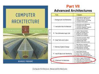 Part VII Advanced Architectures