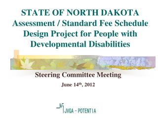 Steering Committee Meeting June 14 th , 2012
