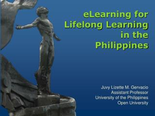 eLearning for  Lifelong Learning in the  Philippines