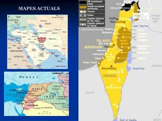 MAPES ACTUALS