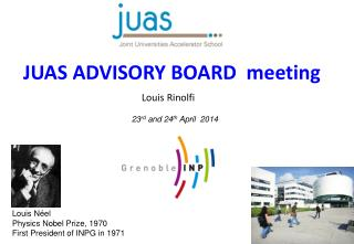JUAS ADVISORY BOARD  meeting
