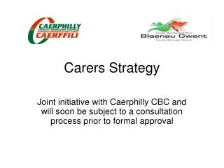 Carers Strategy