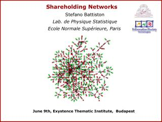 Shareholding Networks                                      Stefano Battiston