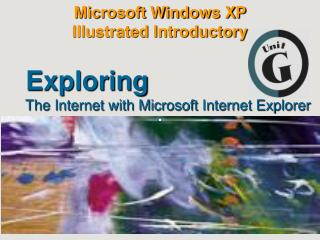 Microsoft Windows XP  Illustrated Introductory