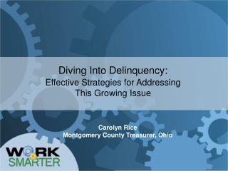 Diving Into Delinquency: Effective Strategies for Addressing  This Growing Issue