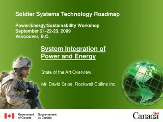 System Integration of Power and Energy