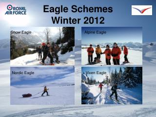 Eagle Schemes Winter 2012