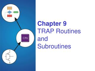 Chapter 9 TRAP Routines and Subroutines