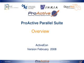 ProActive Parallel Suite