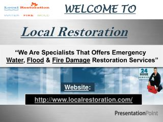fire damage restoration nyc