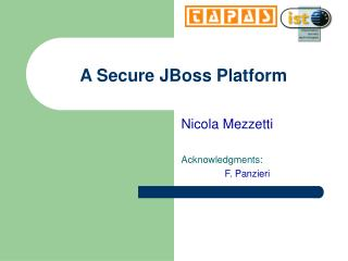 A Secure JBoss Platform