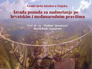 Izrada ponuda za nadmetanje po hrvatskim i međunarodnim pravilima