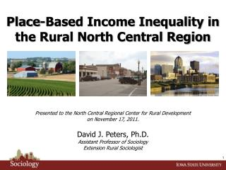 Place-Based Income Inequality in the Rural North Central Region