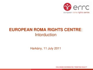 SPANISH ACTION PLAN FOR THE DEVELOPMENT OF THE ROMA COMMUNITY 2010-2012