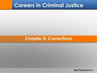Chapter 8: Corrections