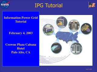 IPG Tutorial