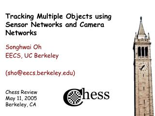 Tracking Multiple Objects using Sensor Networks and Camera Networks