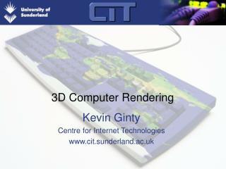 3D Computer Rendering