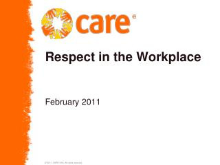 Respect in the Workplace