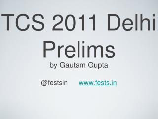 by Gautam Gupta @festsin fests