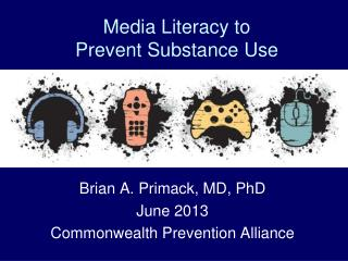 Media Literacy to Prevent Substance Use