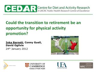 Could the transition to retirement be an opportunity for physical activity promotion?