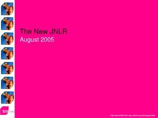 The New JNLR