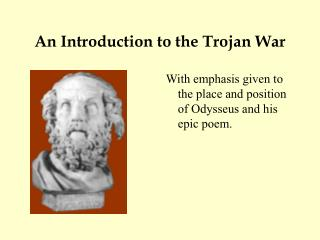 An Introduction to the Trojan War