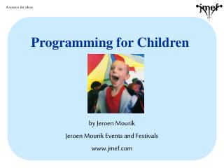 Programming for Children