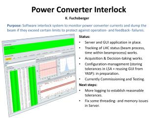 Power Converter Interlock
