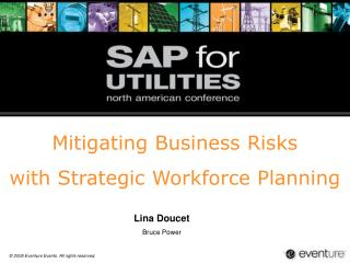Mitigating Business Risks  with Strategic Workforce Planning
