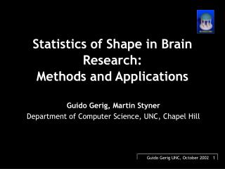 Statistics of Shape in Brain Research:  Methods and Applications