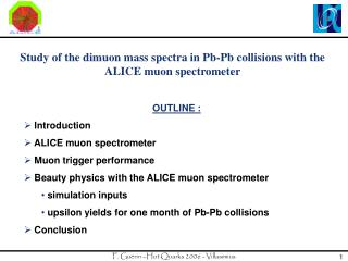 Study of the dimuon mass spectra in Pb-Pb collisions with the ALICE muon spectrometer
