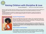 Raising Children with Discipline  Love