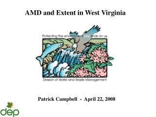 AMD and Extent in West Virginia