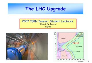 The LHC Upgrade