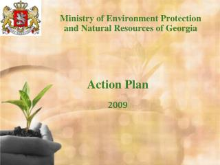 Ministry of Environment Protection and Natural Resources of Georgia