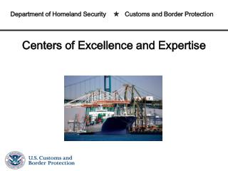 Department of Homeland Security         Customs and Border Protection