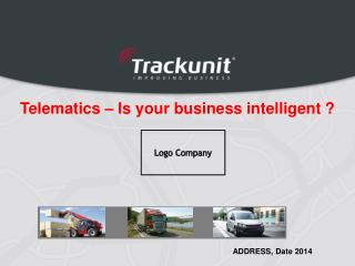 Telematics – Is your business intelligent ?