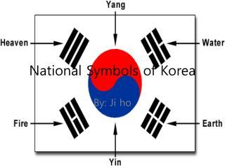 National Symbols of Korea