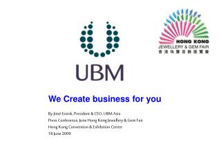 We Create business for you