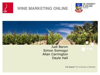 WINE MARKETING ONLINE