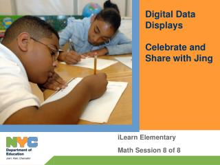 Digital Data Displays Celebrate and Share with Jing