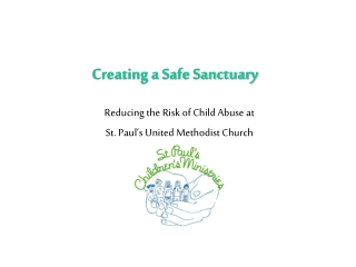 Safe Sanctuary