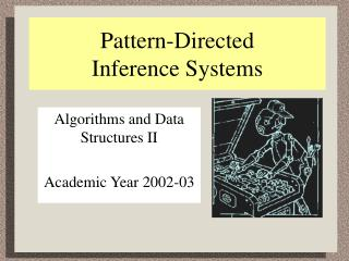 Pattern-Directed  Inference Systems